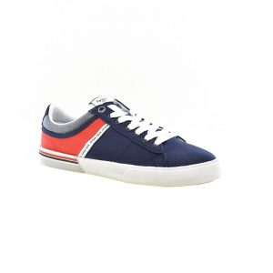Pepe Jeans Παπούτσια PMS30531 NORTH Sneakers Μπλε
