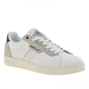 Replay Παπούτσια RZ2V0004S CLASSIC TRUCK Sneakers Λευκό
