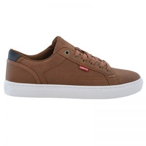 LEVIS Παπούτσια Coourtright Sneaker Καφέ